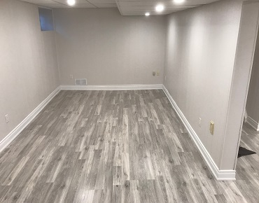 Basement Makeover Burlington